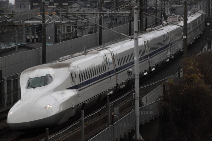 N700系Z26編成(米原ー京都)