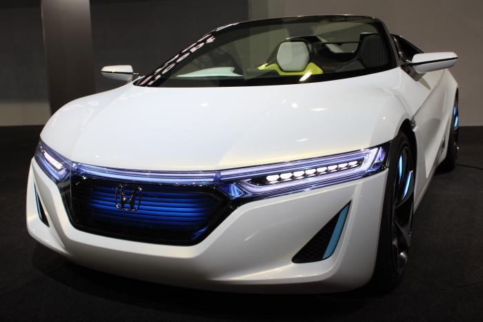 ホンダ EV-STER