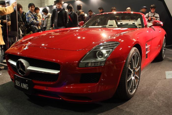 ベンツ SLS AMG