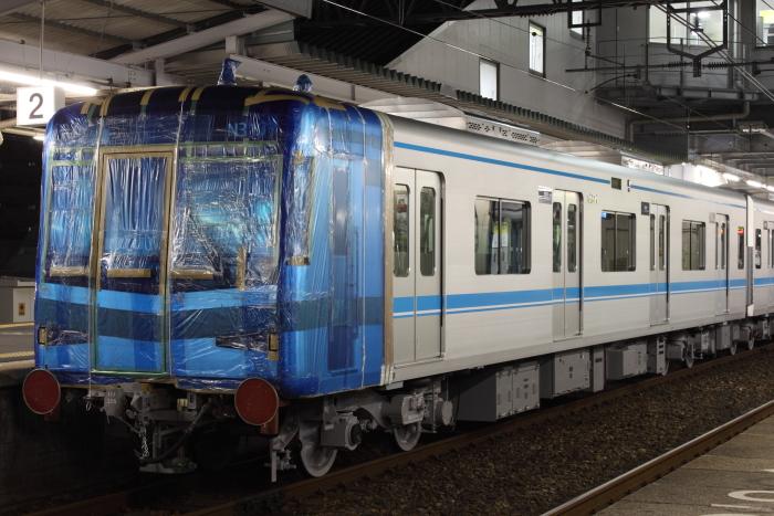 N3101号車