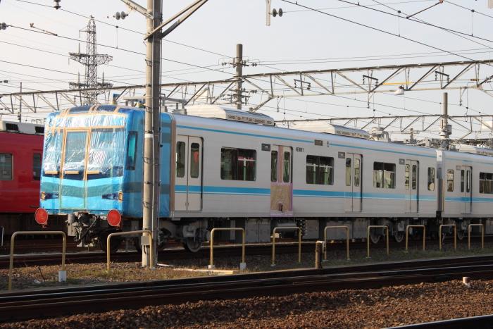 N3801号車
