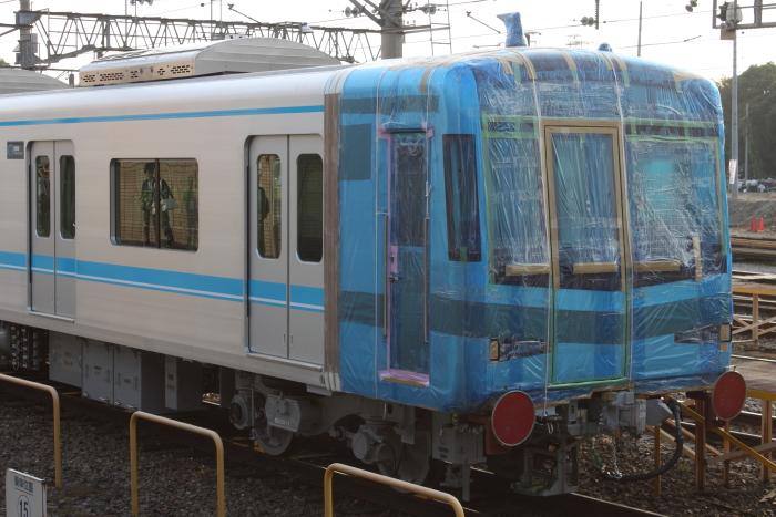N3000系の前面