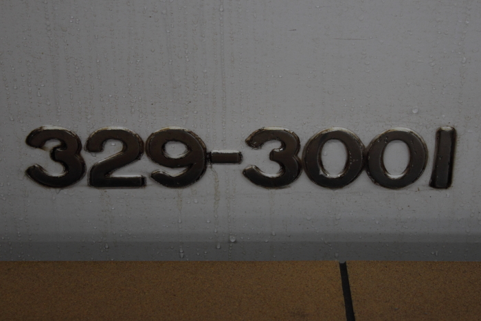 329-3001(3号車)