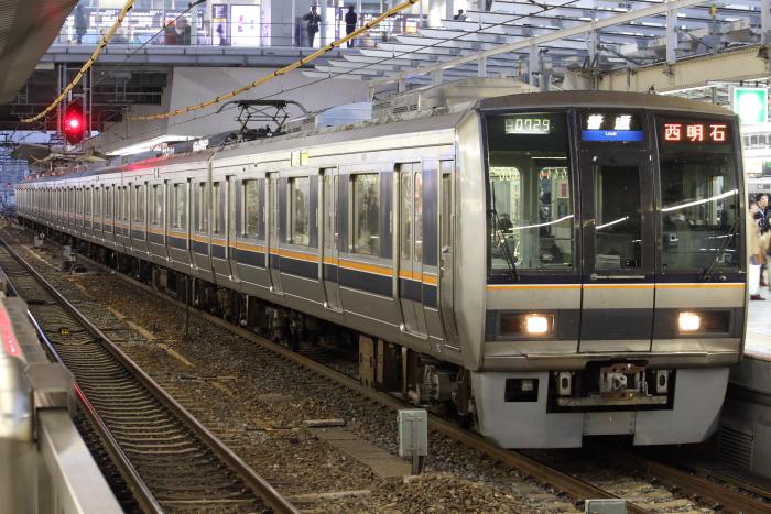 207系F1編成(大阪)