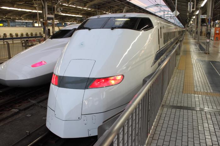 廃車回送されるF4編成(1)
