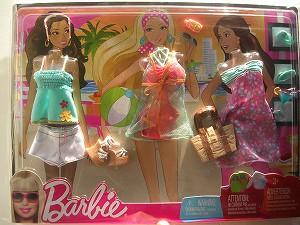 !Barbie スウィートファッション 028