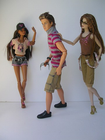 11Barbie fashionistas Ken 045
