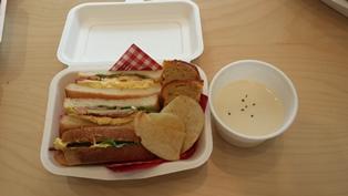 サンドイッチ・ビシソワーズ2