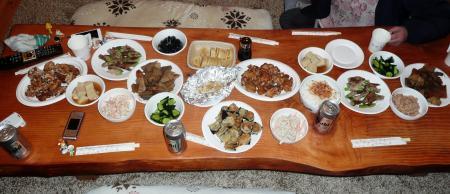 21M宅KP夕食準備完