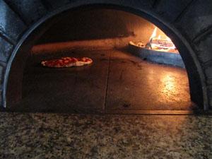 窯焼きピザ2