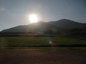 8月30日の太陽