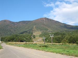 10月8日飯綱山(霊仙寺山)