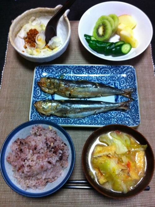 1健康朝食