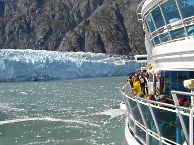 ランプー氷河