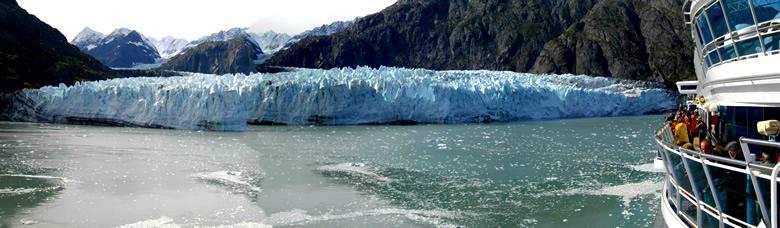マージョリー氷河2