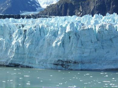 マージュリー氷河