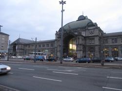 ニュルンブルグ駅