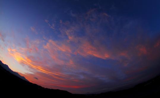 2011.11.09-朝焼け-