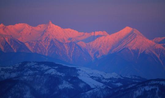 2012.02.06-槍ヶ岳 4