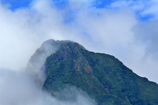 043 2009.7.25-阿弥陀山頂-01