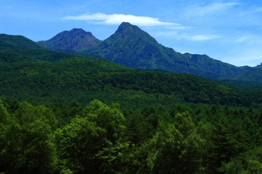 040 2009.07.14-緑の八ヶ岳