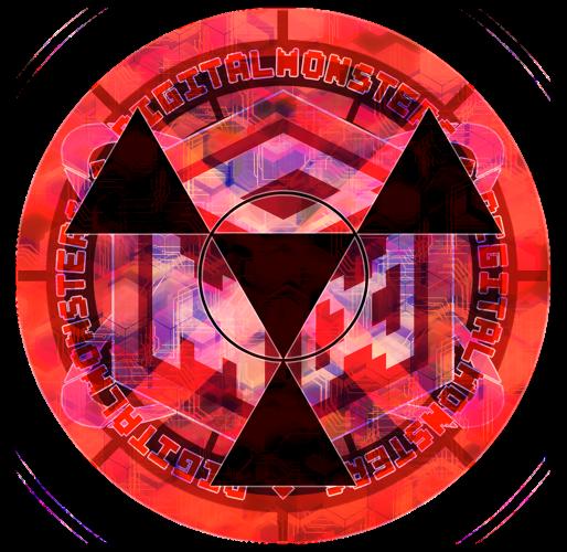 ロゴ デジタルハザード
