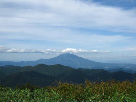 田代岳 9月 8