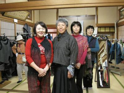 中村さんと仙台さん姉妹