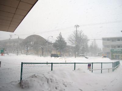 12月25日(日)の天気