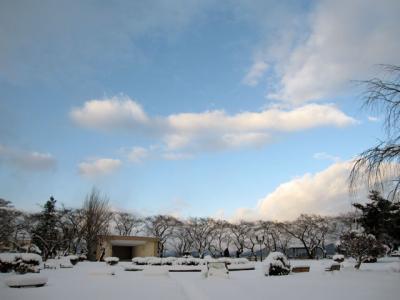 12月27日(火)の天気