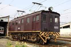 須坂車庫(2011.5.21)