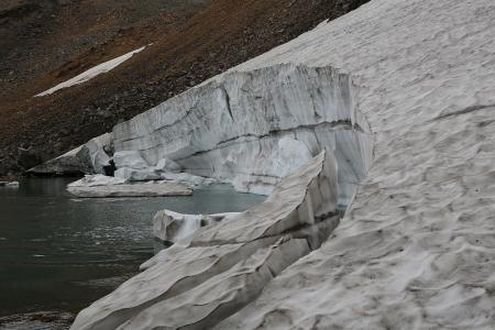 氷河チック 二ノ池