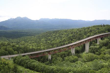数少ない観光 三国峠