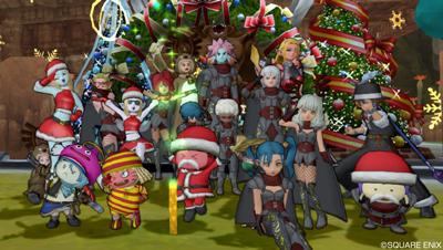 集合写真 クリスマス会