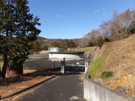 神奈川県内広域水道企業団・中井竪坑