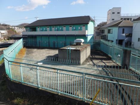 神奈川県内広域水道企業団秦野サイフォン・上口接合井