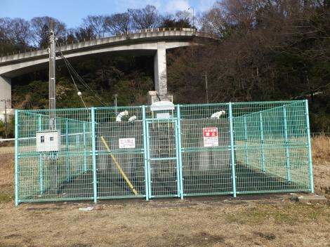 神奈川県内広域水道企業団・中津川サイフォン