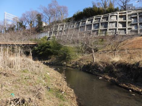 八瀬川・新八瀬橋