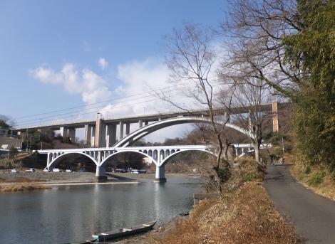 相模川・小倉橋・新小倉橋
