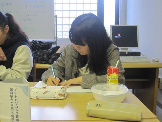 2011年11月24日図書委員会.2