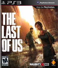 The Last of Us Box ARt