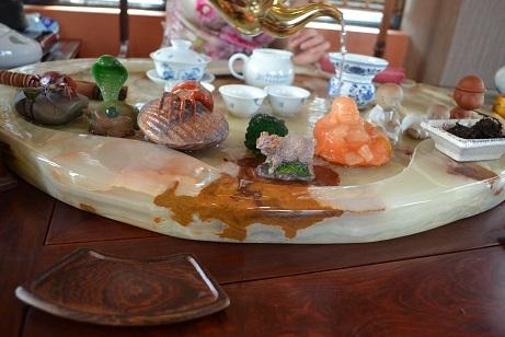 茶道具の飾(色変化)