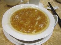 蟹肉魚翅(ウーコン)