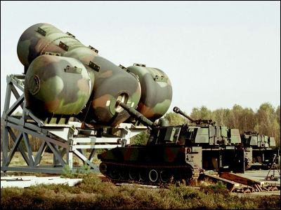 戦車用サイレンサー