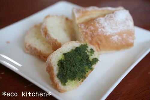 フランスパン‐ジェノバ‐