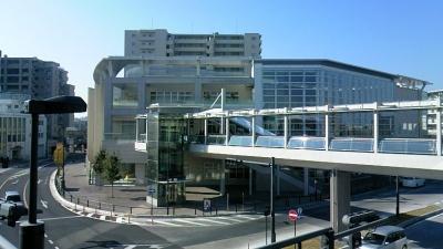 狭山市民交流センター