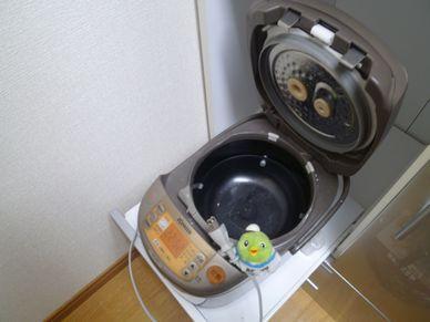 家庭でできる節電⑦炊飯器