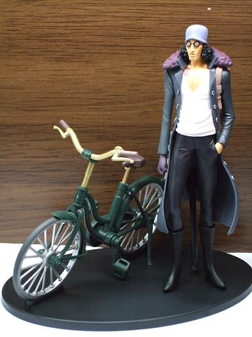 超ワンピーススタイリング~FILM Z special~青雉(クザン) &自転車(2)