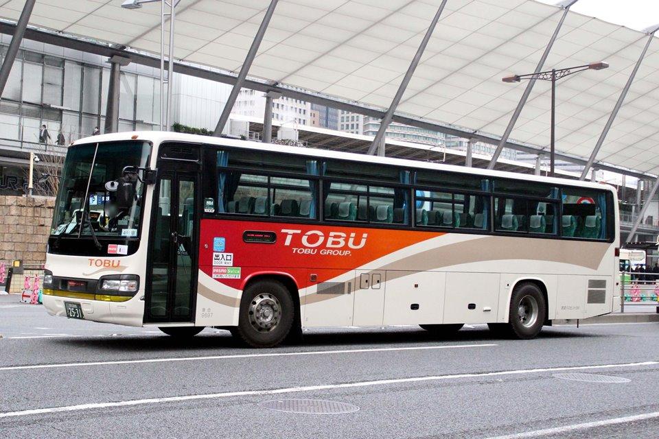 東武バスセントラル 9697