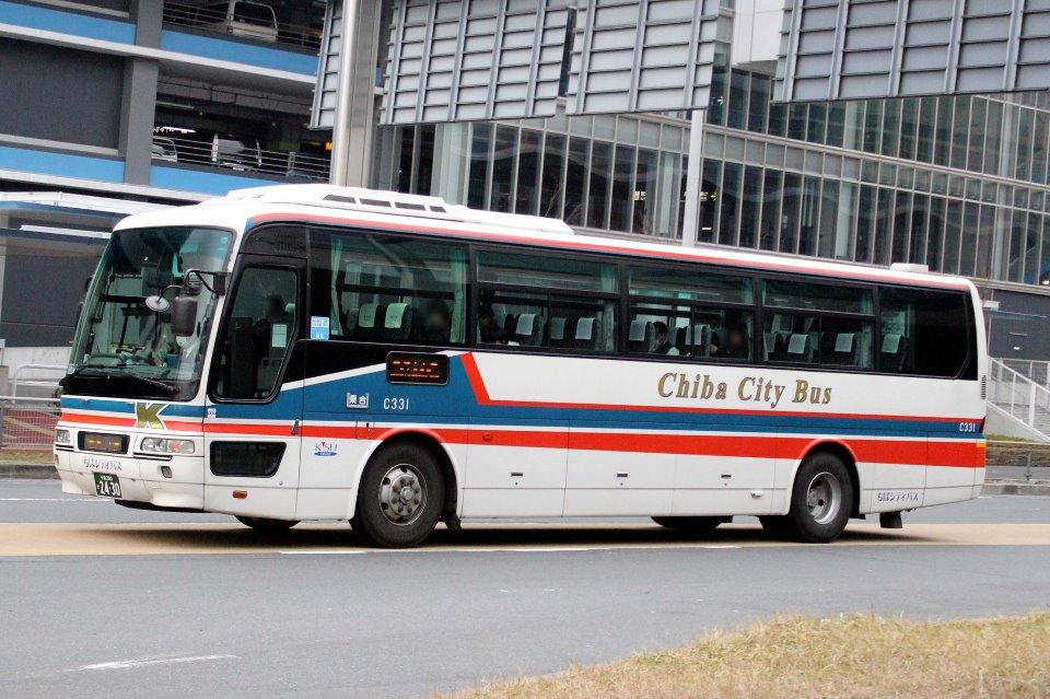 ちばシティバス C331